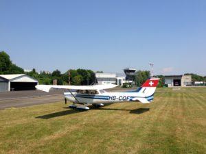 Foto: Cessna 172 HB-CQF