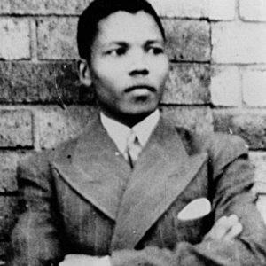 Foto: Nelson Mandela (1937)