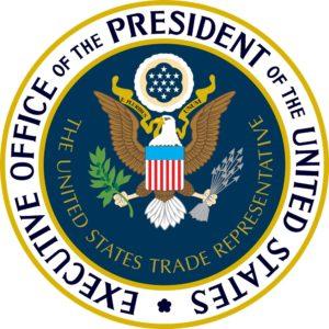 Logo: Amerikanischer Handelsbeauftragter