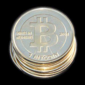 Bild: Bitcoin-Münzen