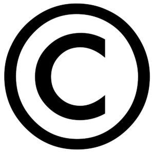 Bild: Copyright-Symbol (C)