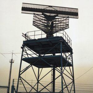 Foto: Radaranlage von Skyguide