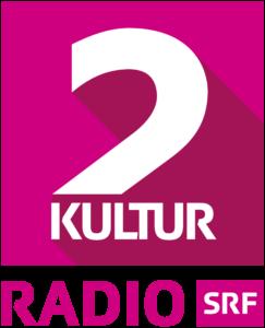 Logo: Radio SRF 2 Kultur (Schweizer Radio und Fernsehen)