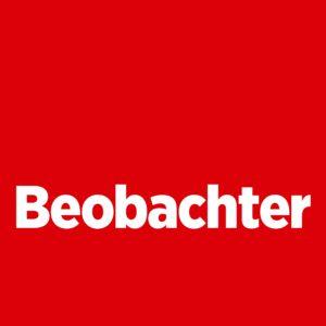 Logo: Beobachter (Zeitschrift)
