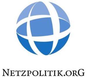 Logo: Netzpolitik.org