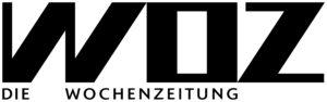Logo: Wochenzeitung (WOZ)