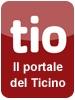 Logo: tio (Ticino Online)