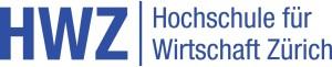 Logo: Hochschule für Wirtschaft Zürich HWZ