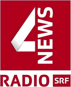 Logo: Radio SRF 4 News (Schweizer Radio und Fernsehen)