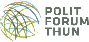 Logo: Politforum Thun
