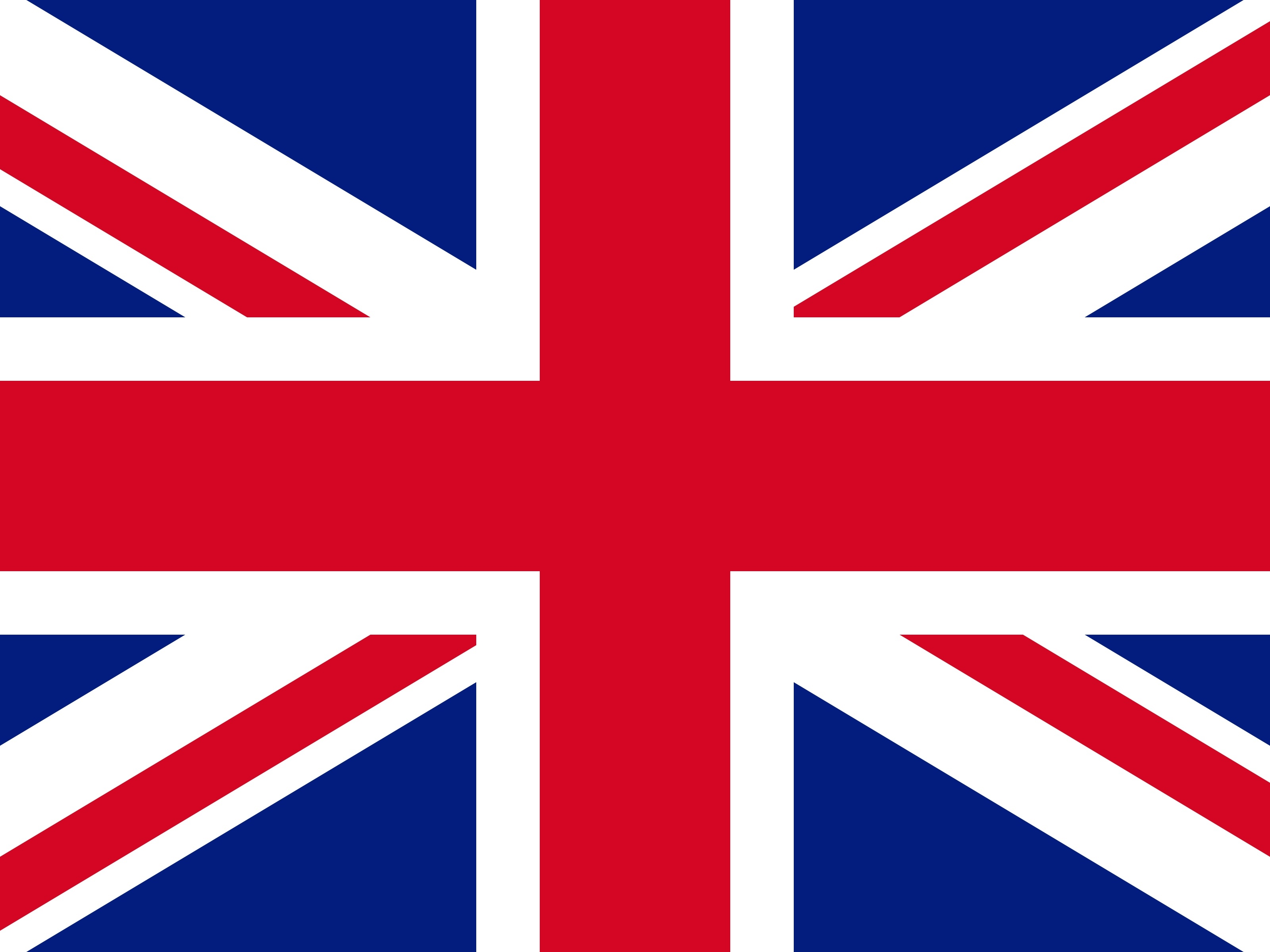 Flagge: Grossbritannien (mit teilweise abgeschnittenen Seitenru00e4ndern)