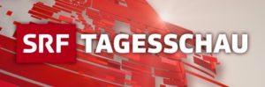 Logo: «Tagesschau» (Schweizer Radio und Fernsehen, SRF)