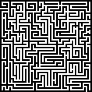 Bild: Labyrinth