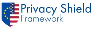 Logo: Privacy Shield Framework