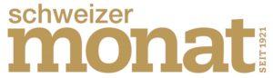 Logo: Schweizer Monat (Zeitschrift)