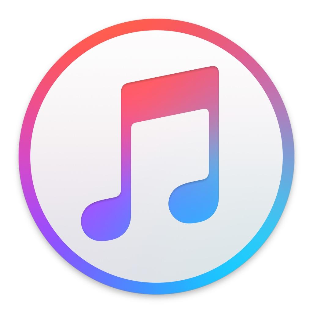 Logo: iTunes