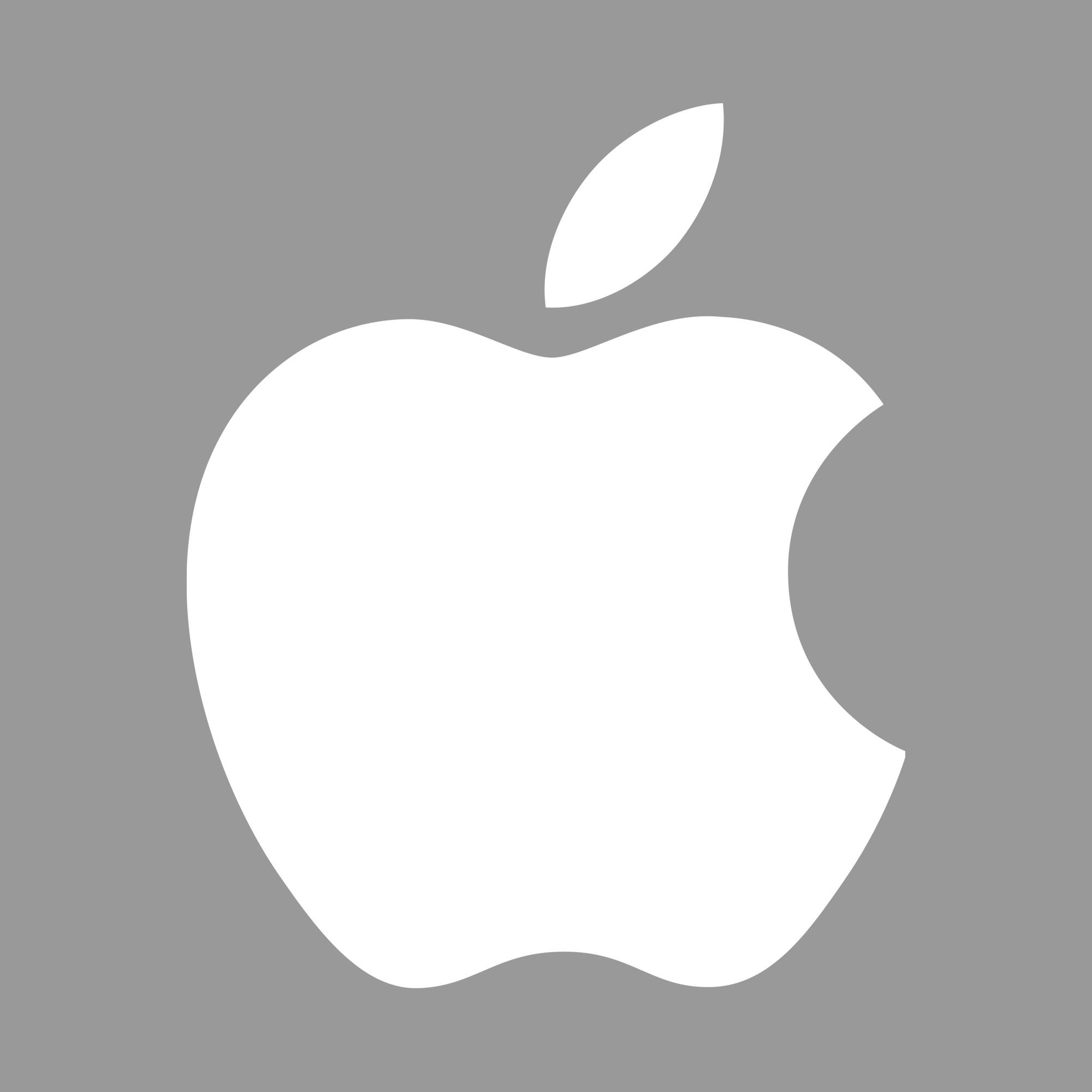 Logo: Apple
