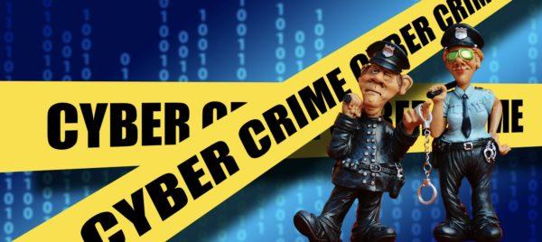 Bild: Cybercrime-Polizisten