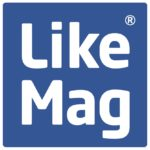 Logo: LikeMag