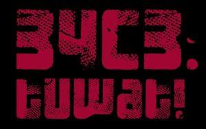 Logo: «34C3 tuwat!»