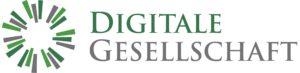 Logo: Digitale Gesellschaft (Schweiz)