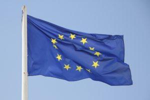 Foto: Flagge der Europäischen Union (EU)