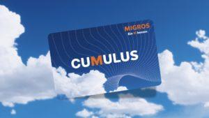 Bild: Migros CUMULUS-Karte