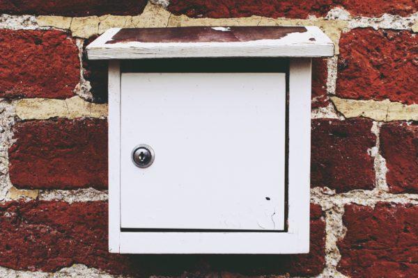Foto: Briefkasten