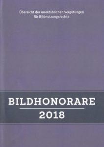 Titelseite: MFM-Bildhonorare 2018