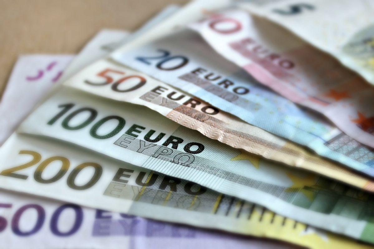 Foto: Euro-Noten