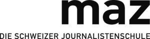 Logo: MAZ - Die Schweizer Journalistenschule («maz»)