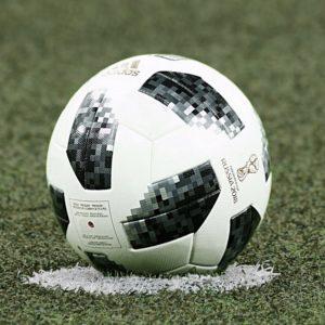 Foto: Offizieller Fussball der Fussball-Weltmeisterschaft 2018