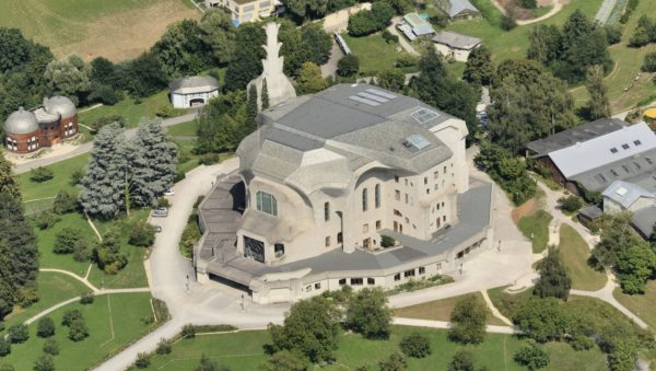 Foto: Goetheanum (Luftbild)
