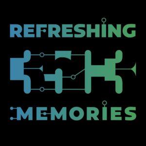Logo: «REFRESHING MEMORIES« (35C3)