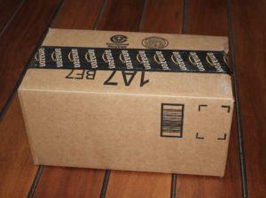 Foto: Paket von Amazon