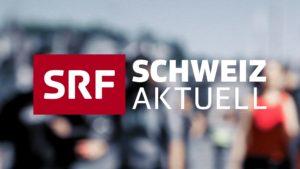 Logo: Schweizer Radio und Fernsehen (SRF), Schweiz Aktuell