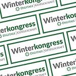 Logo: Winterkongress der Digitalen Gesellschaft (Schweiz)