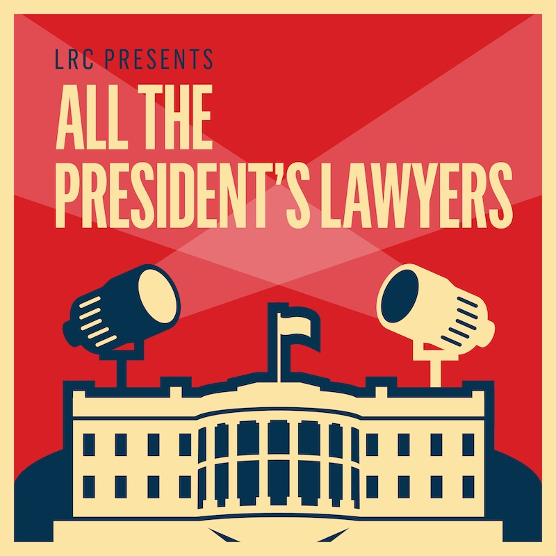 Logo: All The President's Lawyers