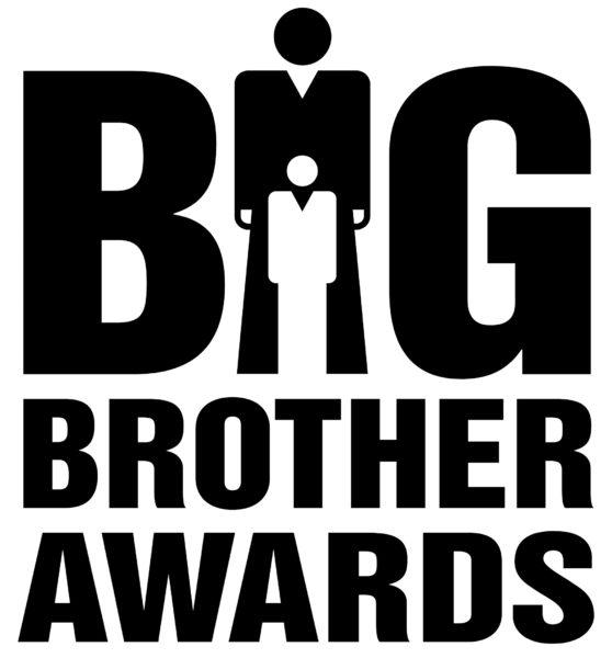 Logo: Big Brother Awards