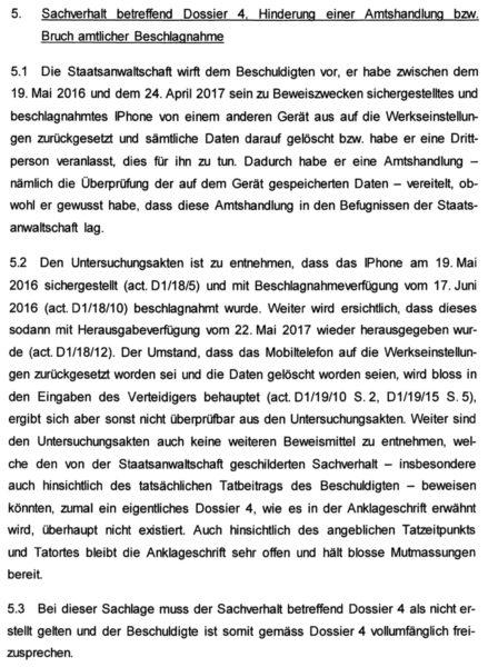 Dokument: Urteil GG170145-L des Bezirksgerichts Zürich vom 15. Dezember 2017 (Auszug)