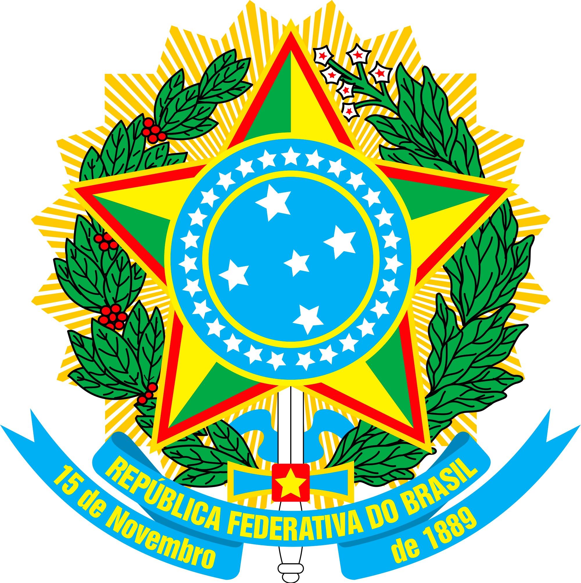 Wappen: Brasilien