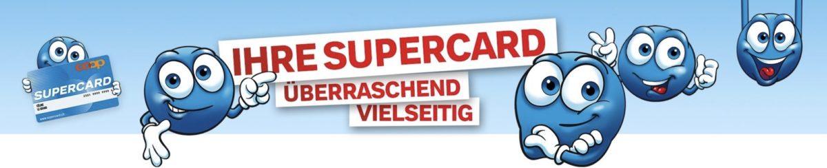 Screenshot: Coop Supercard-Website (Ausschnitt)