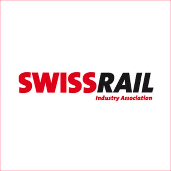 Logo: SWISSRAIL Industry Association