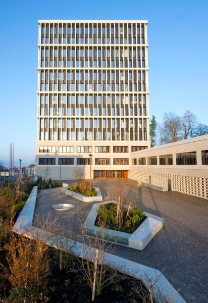 Foto: Schweizerisches Bundesverwaltungsgericht in St.Gallen