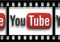 Bild: Ausschnitt aus einer Filmrolle mit YouTube-Logo