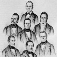 Bild: Schweizerischer Bundesrat (1848)