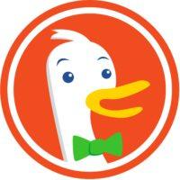 Logo: DuckDuckGo