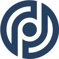 Logo: Datenschutzpartner (dunkelblau)