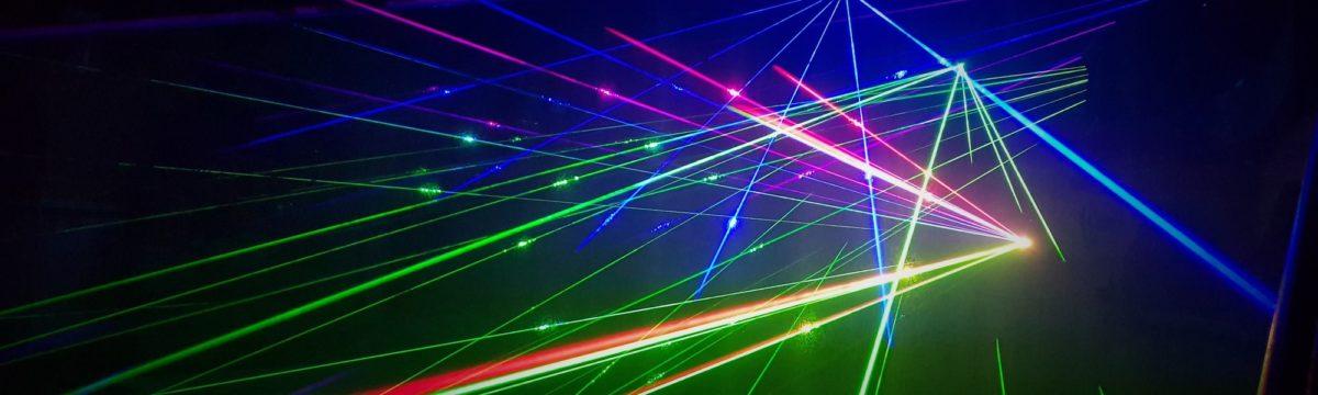 Foto: Laser-Show
