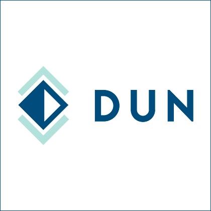 Logo: Dachverband der Urheber- und Nachbarrechtsnutzer («DUN»)